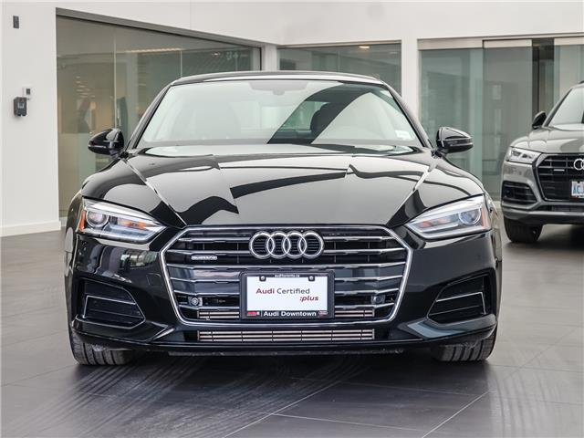 2018 Audi A5 2.0T Progressiv (Stk: P3283) in Toronto - Image 2 of 25