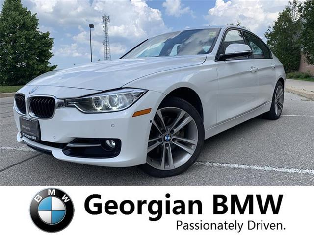 2015 BMW 328i xDrive (Stk: P1508) in Barrie - Image 1 of 18