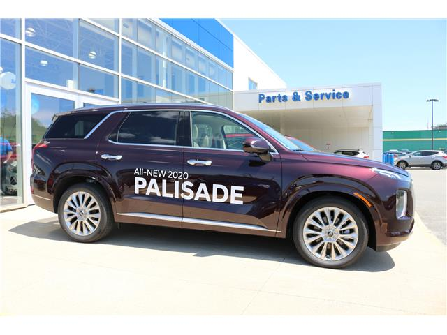 2020 Hyundai Palisade ULTIMATE (Stk: 05898) in Saint John - Image 2 of 4