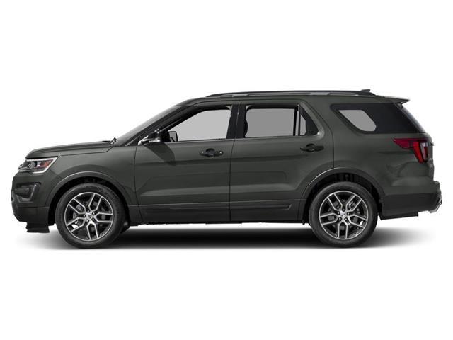 2017 Ford Explorer Sport (Stk: 207905) in Brooks - Image 2 of 9