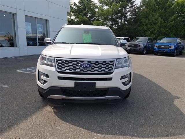 2016 Ford Explorer Platinum (Stk: DRA9017A) in Uxbridge - Image 2 of 6