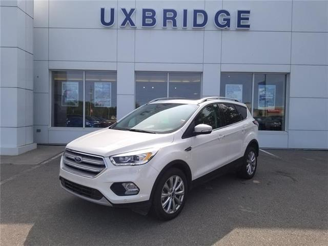 2018 Ford Escape Titanium (Stk: P1315) in Uxbridge - Image 1 of 7