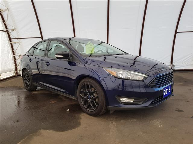 2016 Ford Focus SE (Stk: 1914491) in Thunder Bay - Image 1 of 23