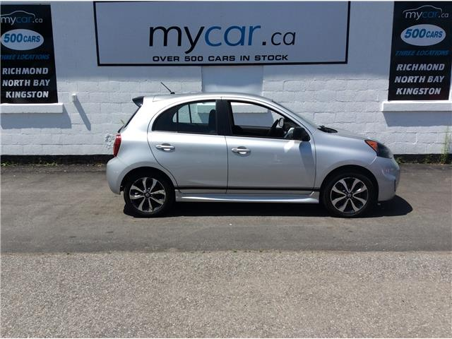 2015 Nissan Micra SR (Stk: 190975) in North Bay - Image 2 of 20