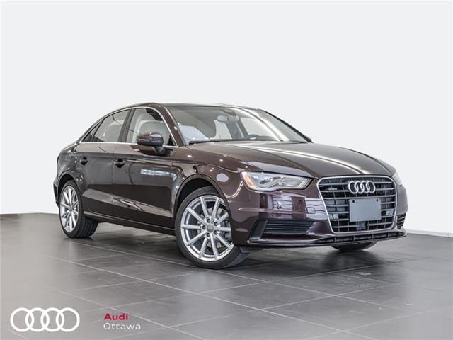 2015 Audi A3 2.0T Technik (Stk: 52775A) in Ottawa - Image 1 of 19