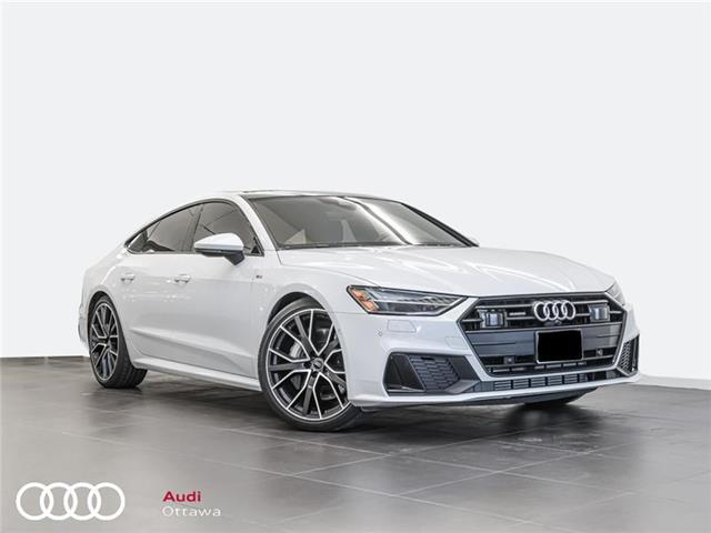 2019 Audi A7 55 Technik (Stk: 52467A) in Ottawa - Image 1 of 19