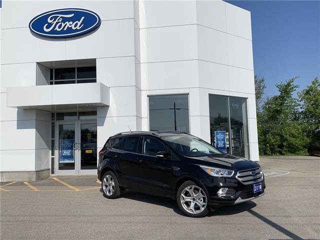 2019 Ford Escape Titanium (Stk: 19223) in Smiths Falls - Image 1 of 1