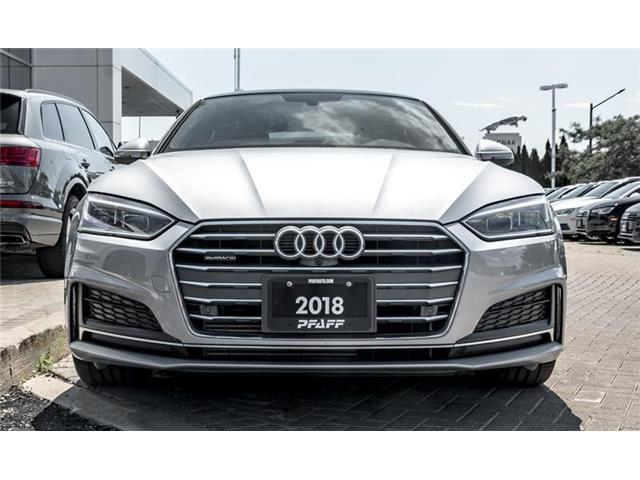 2018 Audi A5 2.0T Technik (Stk: C6961) in Woodbridge - Image 3 of 21