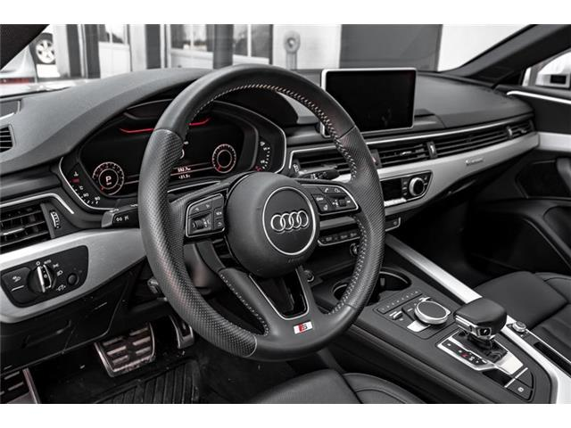 2018 Audi A5 2.0T Technik (Stk: C6961) in Woodbridge - Image 8 of 21