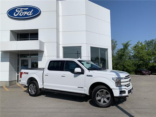 2018 Ford F-150 Lariat (Stk: 18509) in Smiths Falls - Image 1 of 2