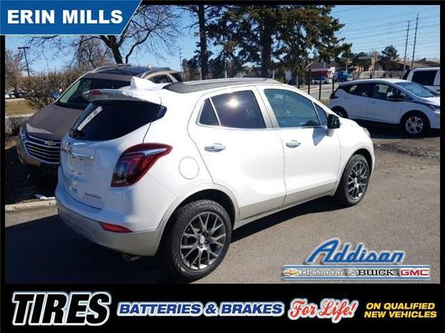 2019 Buick Encore Sport Touring (Stk: KB872804) in Mississauga - Image 4 of 17