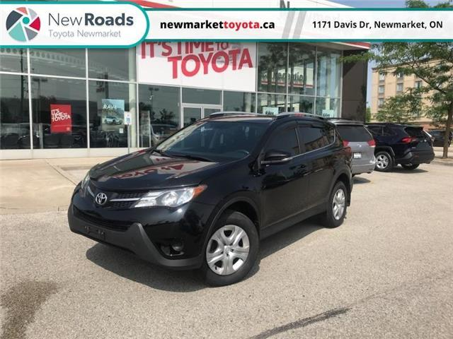 2014 Toyota RAV4 LE (Stk: 344501) in Newmarket - Image 1 of 21