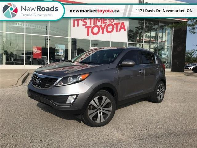 2013 Kia Sportage EX (Stk: 344821) in Newmarket - Image 1 of 8