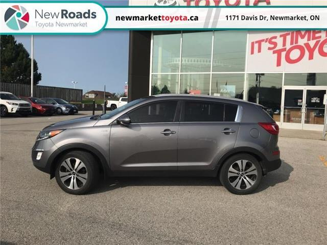 2013 Kia Sportage EX (Stk: 344821) in Newmarket - Image 2 of 8