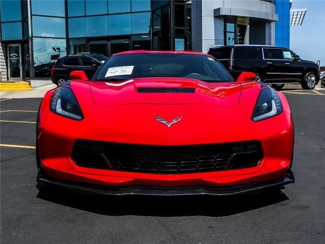 2019 Chevrolet Corvette Grand Sport (Stk: 91002) in Burlington - Image 2 of 20