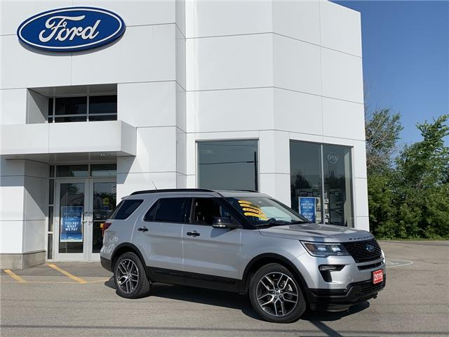 2019 Ford Explorer Sport (Stk: 1945) in Smiths Falls - Image 1 of 1