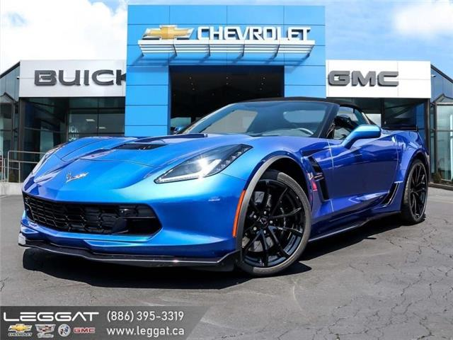 2019 Chevrolet Corvette Grand Sport (Stk: 91039) in Burlington - Image 1 of 21