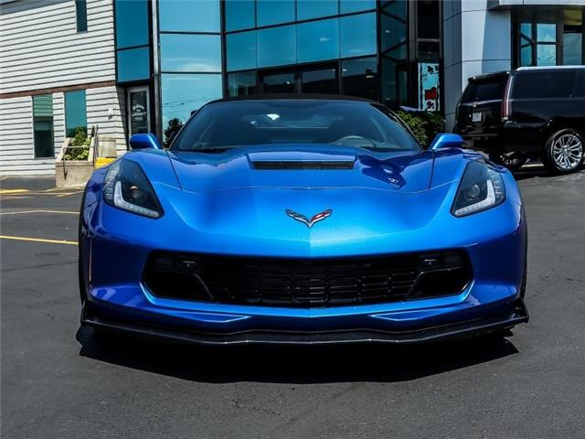 2019 Chevrolet Corvette Grand Sport (Stk: 91039) in Burlington - Image 2 of 21