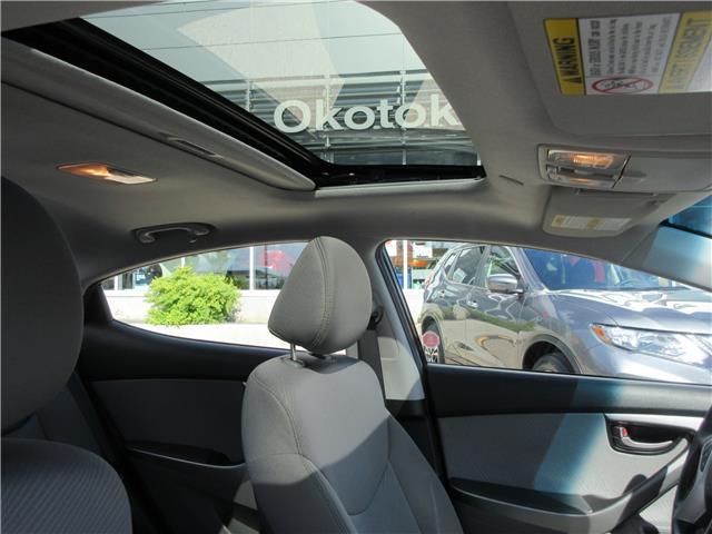 2012 Hyundai Elantra GLS (Stk: 9172) in Okotoks - Image 6 of 20