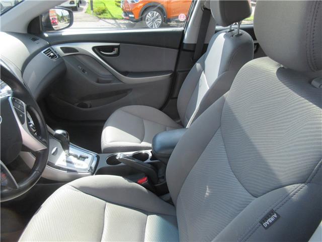 2012 Hyundai Elantra GLS (Stk: 9172) in Okotoks - Image 12 of 20
