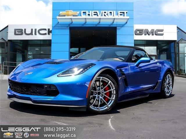2019 Chevrolet Corvette Grand Sport (Stk: 91054) in Burlington - Image 1 of 20