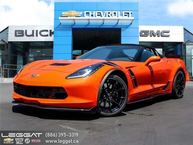 2019 Chevrolet Corvette Grand Sport (Stk: 91056) in Burlington - Image 1 of 21