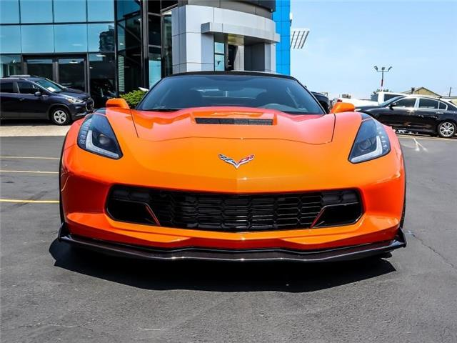 2019 Chevrolet Corvette Grand Sport (Stk: 91056) in Burlington - Image 2 of 21