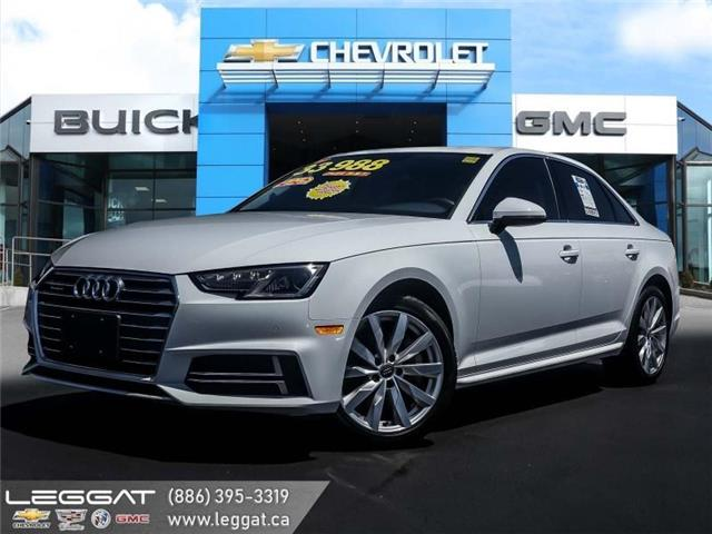 2018 Audi A4 2.0T Komfort (Stk: 99568AB) in Burlington - Image 1 of 23