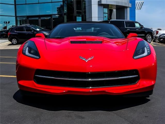 2019 Chevrolet Corvette Stingray (Stk: 91061) in Burlington - Image 2 of 20
