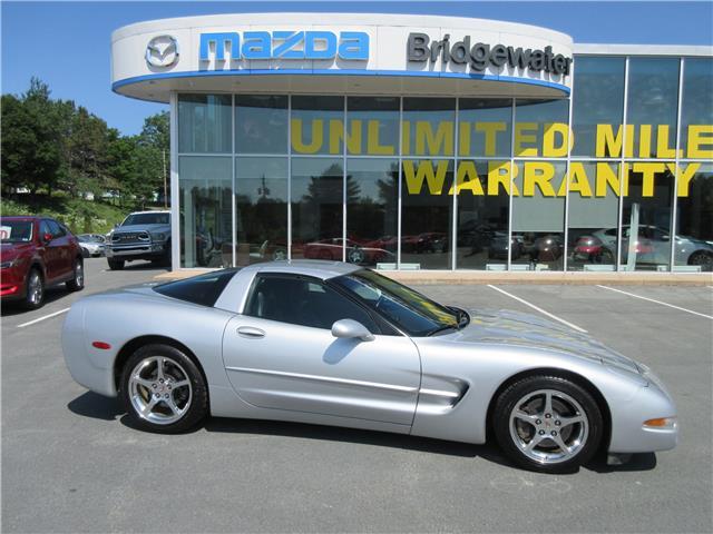 2003 Chevrolet Corvette Base (Stk: ) in Hebbville - Image 1 of 17