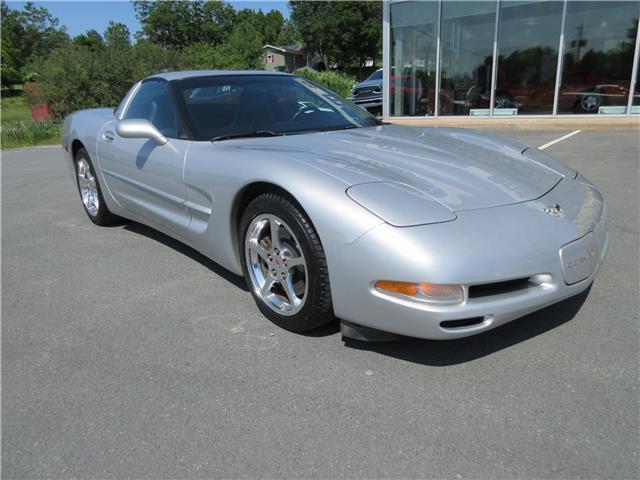 2003 Chevrolet Corvette Base (Stk: ) in Hebbville - Image 2 of 17