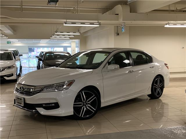 2017 Honda Accord Touring (Stk: AP3314) in Toronto - Image 1 of 30
