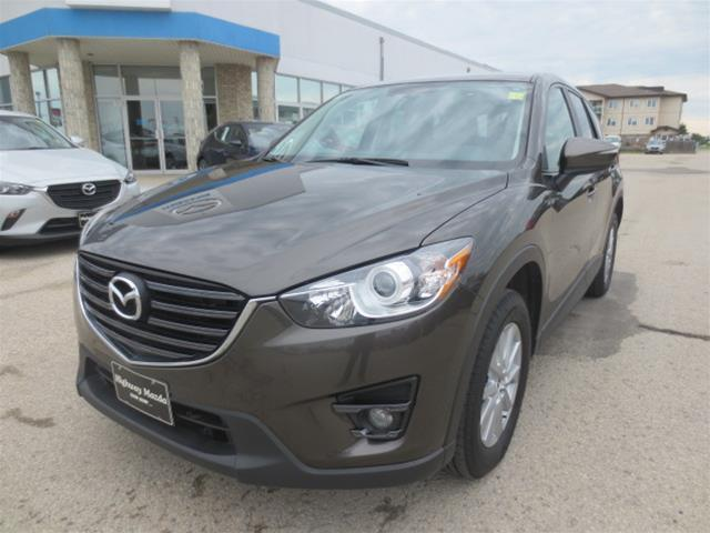 2016 Mazda CX-5 GS (Stk: M19133A) in Steinbach - Image 1 of 22