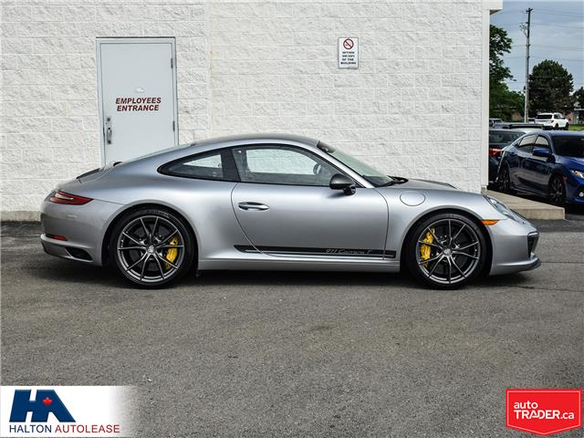 2018 Porsche 911 Carrera T (Stk: 310839) in Burlington - Image 1 of 19
