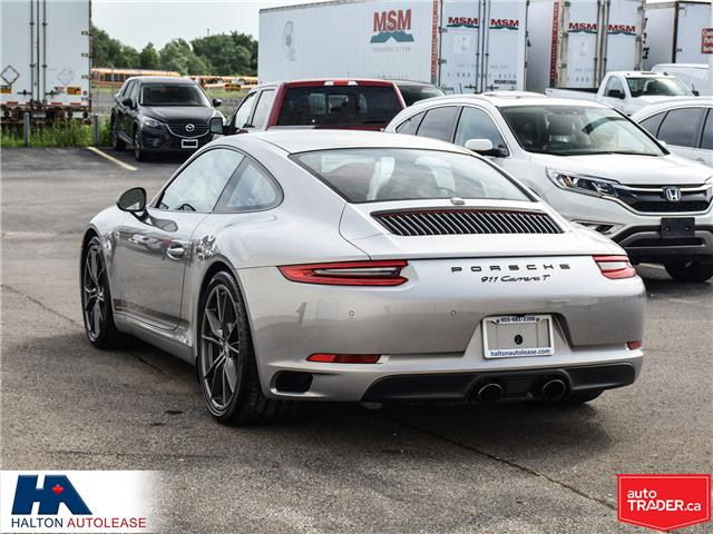 2018 Porsche 911 Carrera T (Stk: 310839) in Burlington - Image 4 of 19
