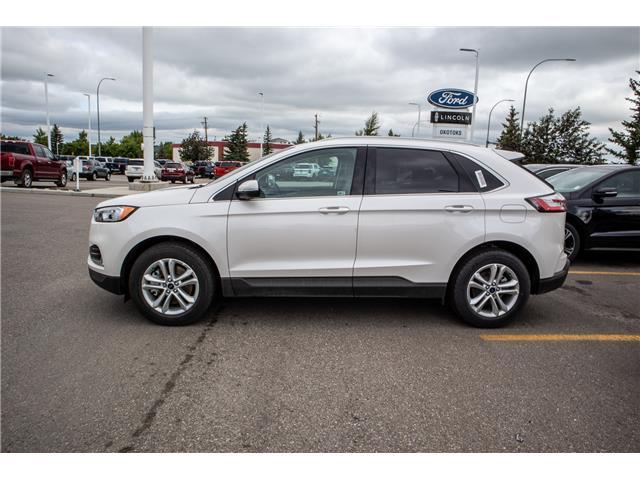 2019 Ford Edge SEL (Stk: K-1124) in Okotoks - Image 2 of 5