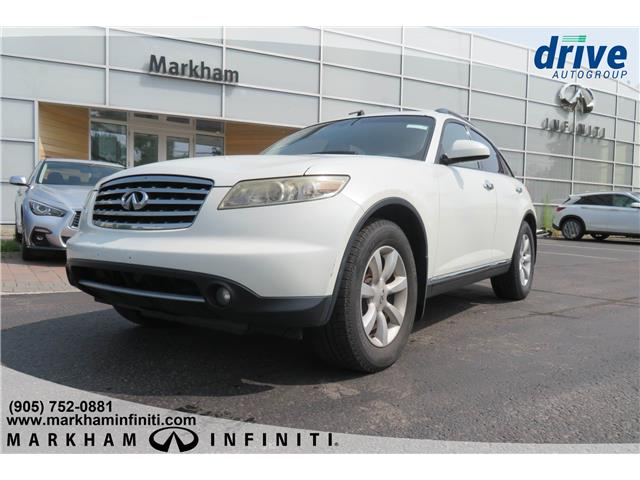 2007 Infiniti FX35 Base (Stk: K904A) in Markham - Image 1 of 27