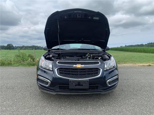 2015 Chevrolet Cruze 2LT (Stk: t728699a) in Courtenay - Image 9 of 28