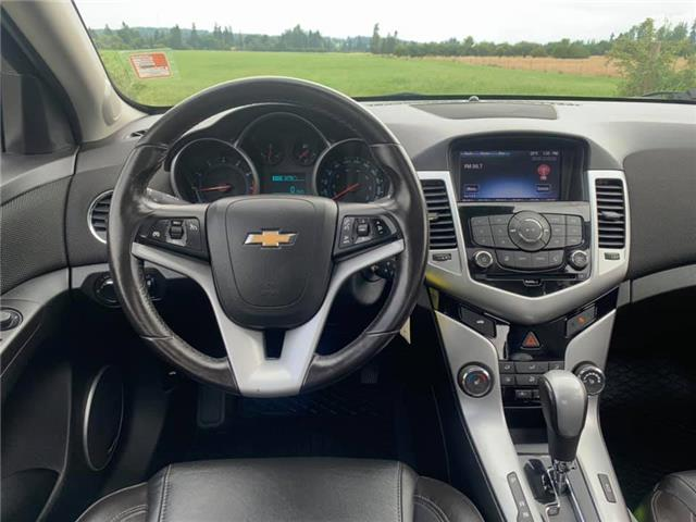2015 Chevrolet Cruze 2LT (Stk: t728699a) in Courtenay - Image 13 of 28