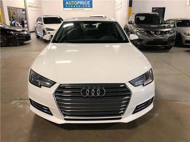 2017 Audi A4 2.0T Komfort (Stk: W0455) in Mississauga - Image 2 of 21