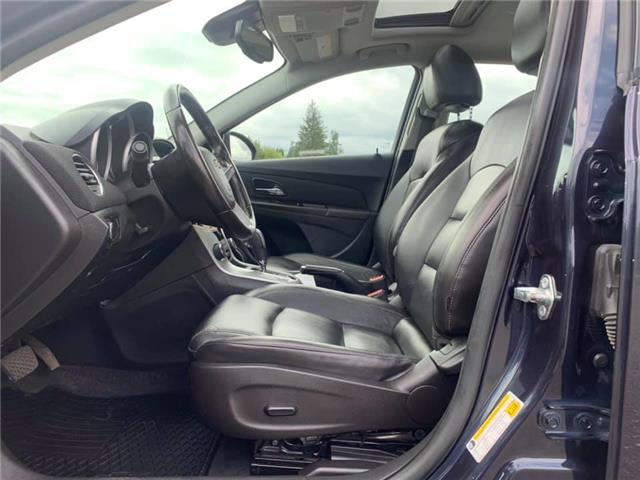 2015 Chevrolet Cruze 2LT (Stk: t728699a) in Courtenay - Image 11 of 28