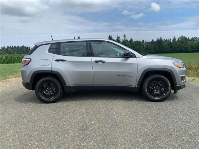 2018 Jeep Compass Sport (Stk: w578679a) in Courtenay - Image 8 of 25