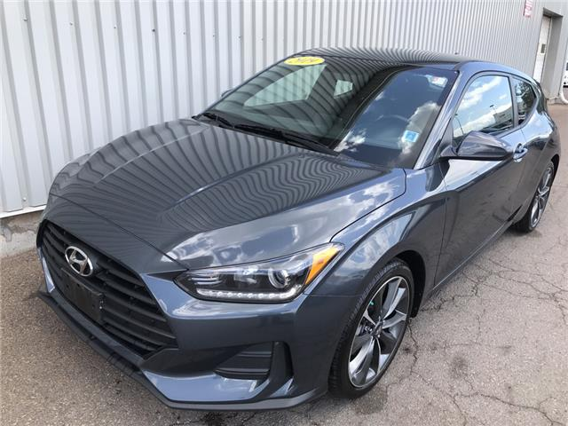 2019 Hyundai Veloster 2.0 GL (Stk: X4732A) in Charlottetown - Image 1 of 21