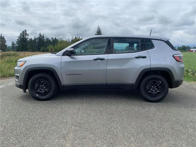2018 Jeep Compass Sport (Stk: w578679a) in Courtenay - Image 4 of 25
