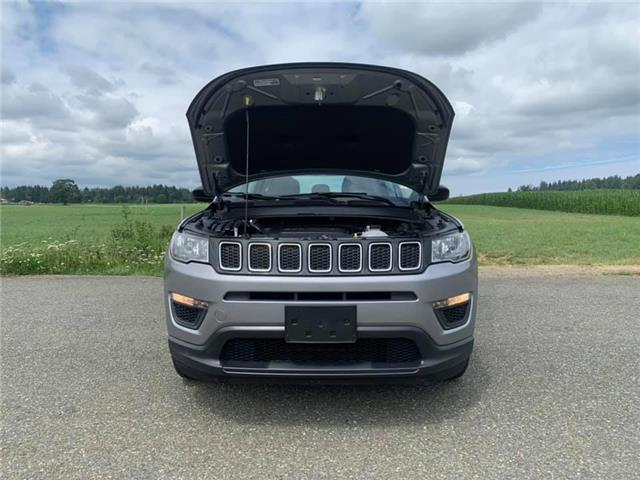 2018 Jeep Compass Sport (Stk: w578679a) in Courtenay - Image 9 of 25