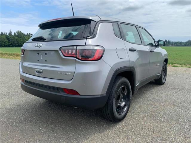 2018 Jeep Compass Sport (Stk: w578679a) in Courtenay - Image 7 of 25