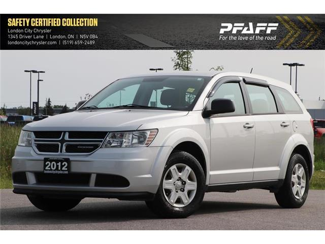 2012 Dodge Journey CVP/SE Plus (Stk: LC8218A) in London - Image 1 of 19