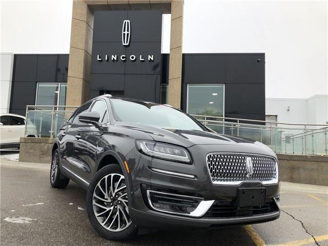 2019 Lincoln Nautilus Reserve (Stk: NT19224) in Barrie - Image 1 of 28
