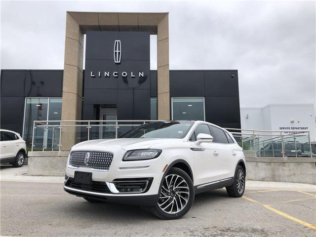 2019 Lincoln Nautilus Reserve (Stk: NT19682) in Barrie - Image 1 of 30