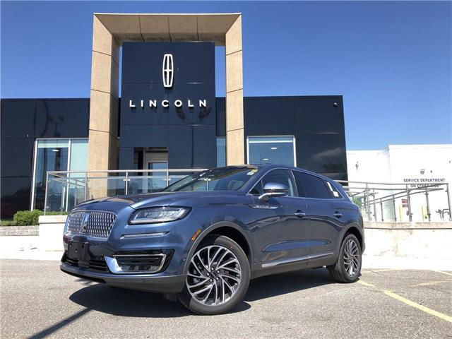 2019 Lincoln Nautilus Reserve (Stk: NT19705) in Barrie - Image 1 of 30